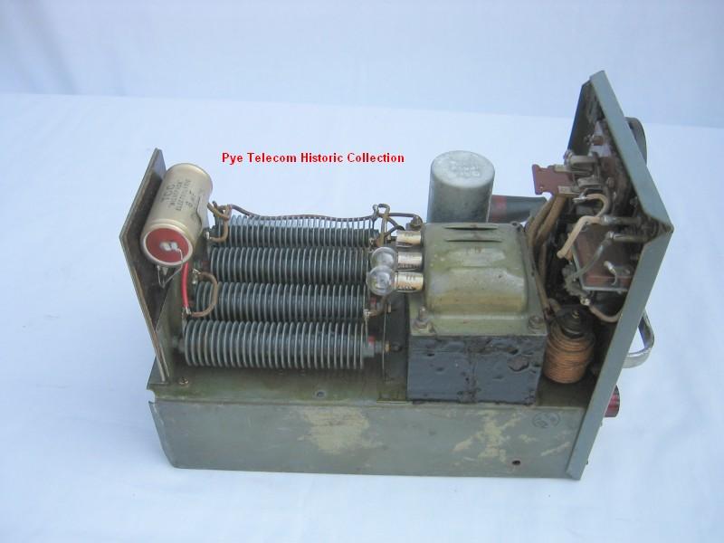 Vibrator power pack